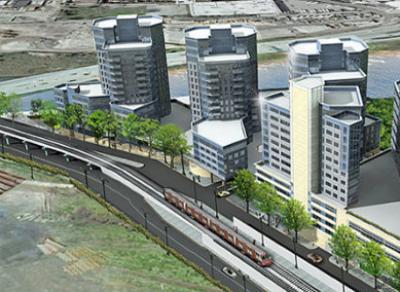 Chris Xu sells Flushing waterfront parcel for $45M